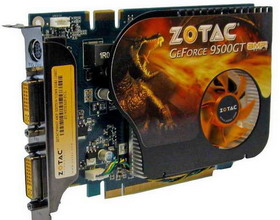 Zotac Geforce 9500 Gt Amp 512mb